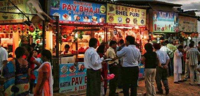 Image result for indian street food