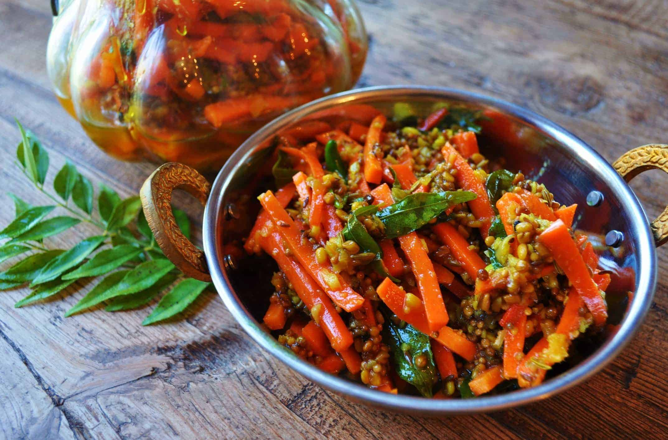 Tangy Story of Indian Pickle \u2013 How To Cook Great Food Network